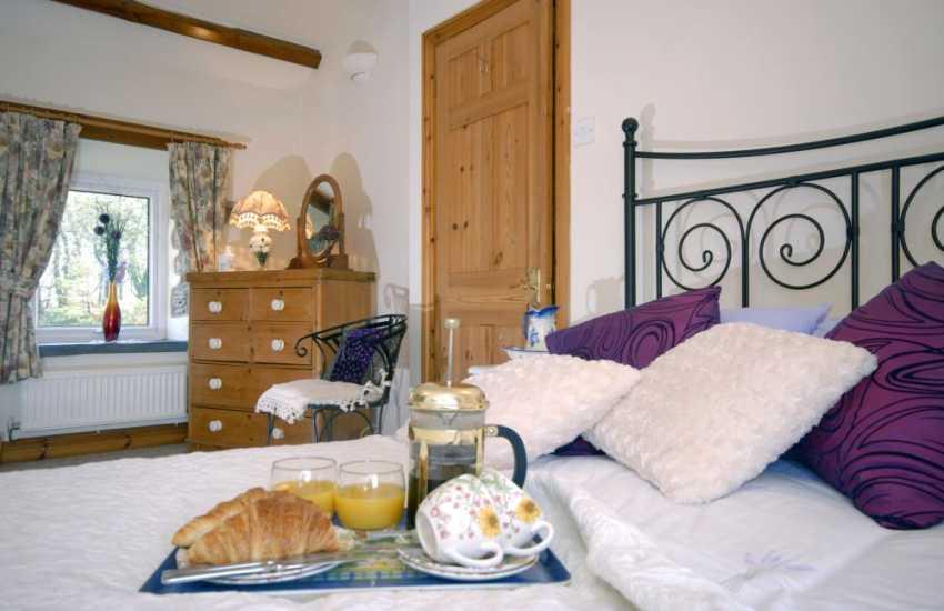 Romantic retreat in Pembrokeshire