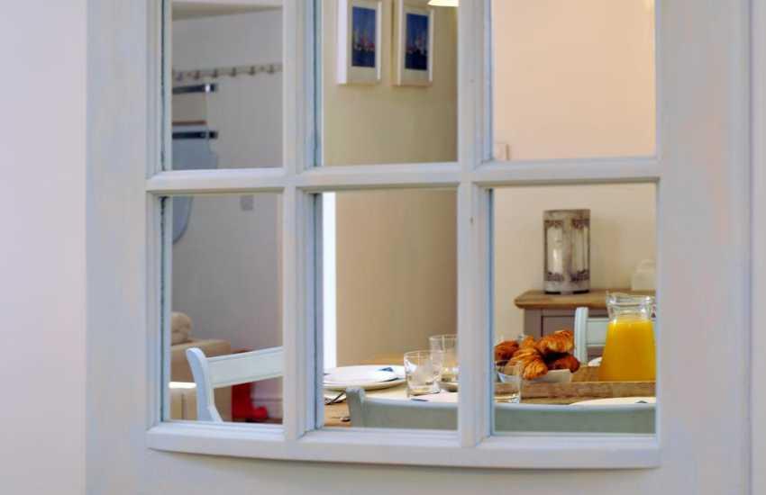 Lleyn holiday cottage - mirror