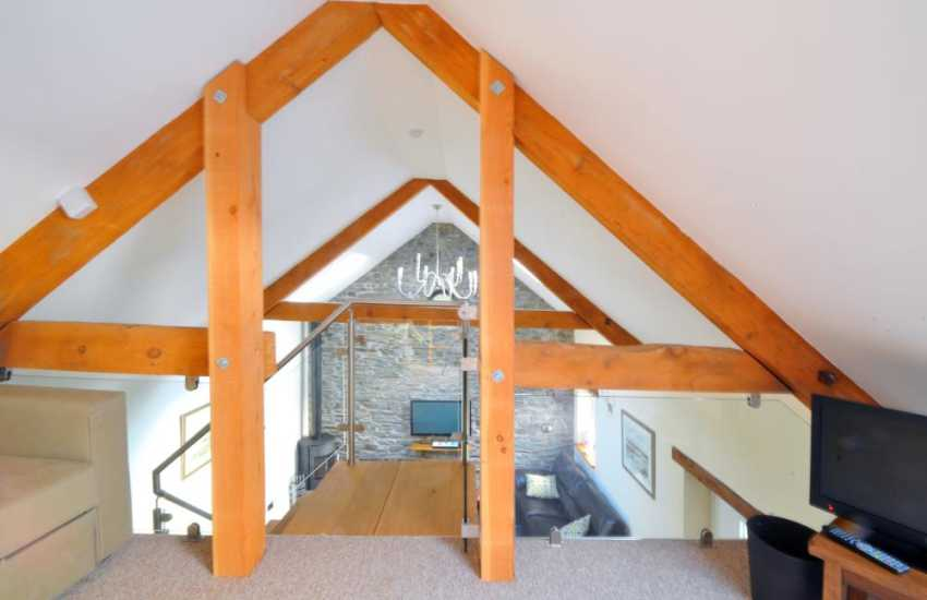 Cambrian Mountains holiday cottage - sleeps 6