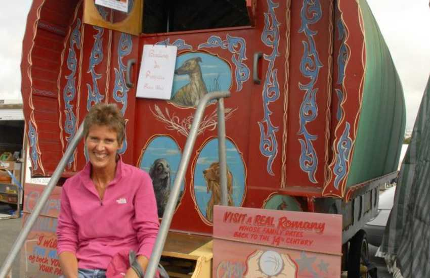 Soak up the atmosphere at a local summer agricultural show and maybe have your fortune told!