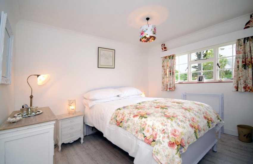 Cottage on Welsh coast - double bedroom