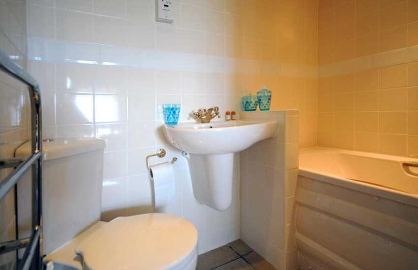 Snowdonia holiday cottage - bathroom