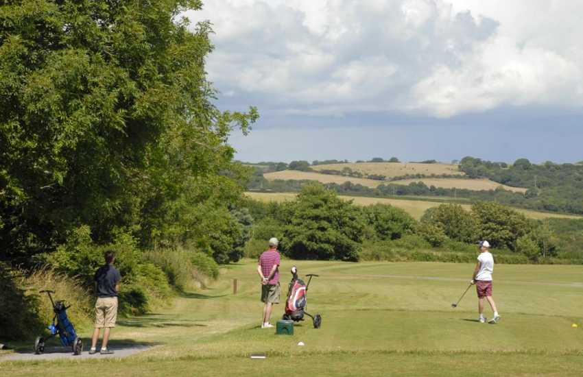 Pembrokeshire has 18 or 9 hole golf course's most with club house