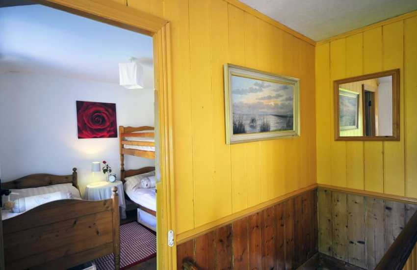 Cottage in Wales - bedroom