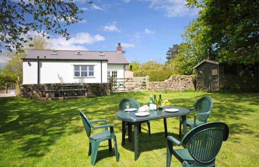 Self catering cottage Beaumaris - exterior