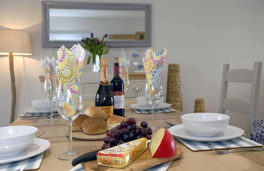 South Pembrokeshire luxury holiday apartment