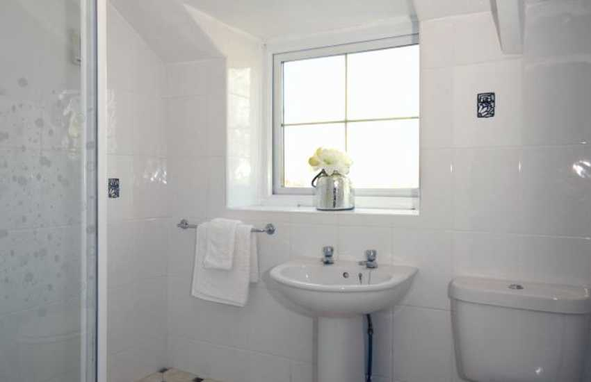 Pembrokeshire holiday cottage - bathroom