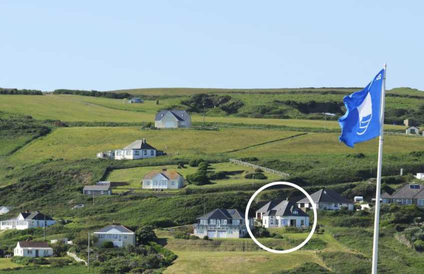 Holiday home for rent - North Pembrokeshire Newgale