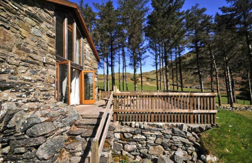 Romantic holiday cottage Snowdonia