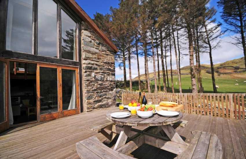 Wales holiday cottage sleeps 4