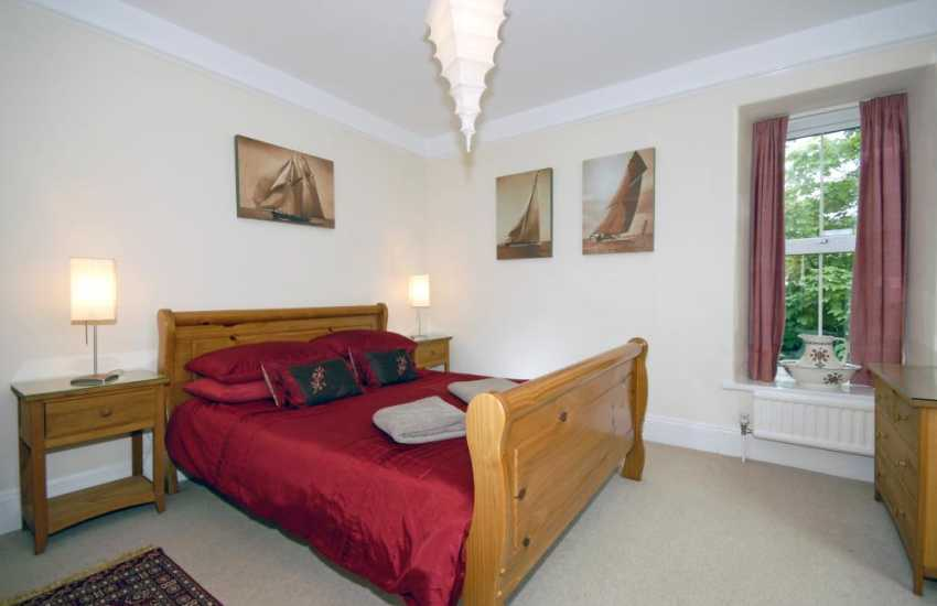 Wales, Tresaith house for rent - master double