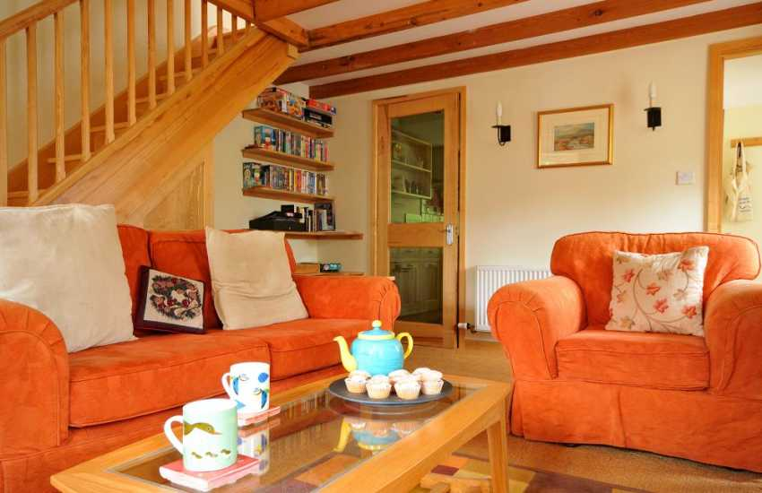 Small holiday cottage Betws y Coed - lounge