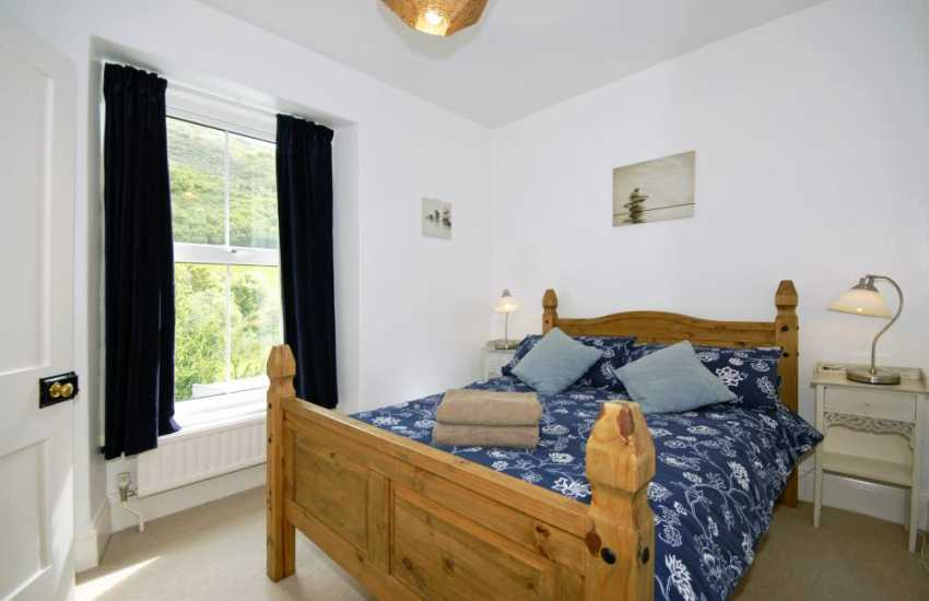 Self-catering cottage Cardigan Bay Heritage Coast - double