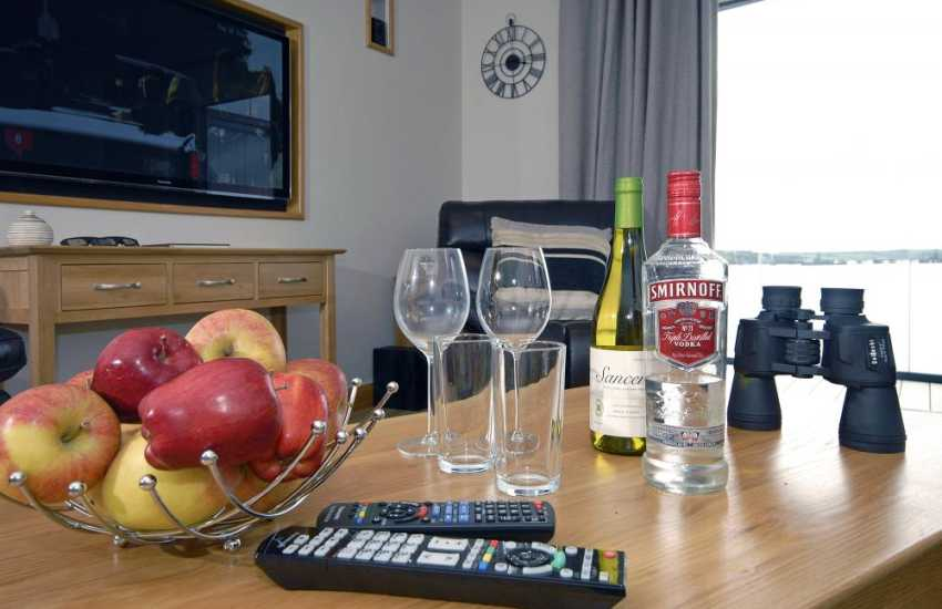 South Pembrokeshire apartment - Wi-Fi and Smart T.V