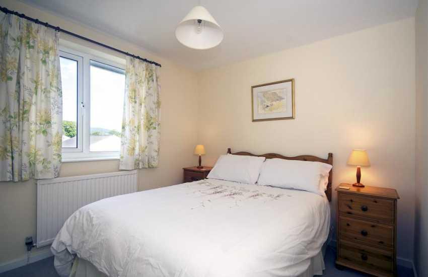 Morfa Nefyn Holiday cottage - bedroom
