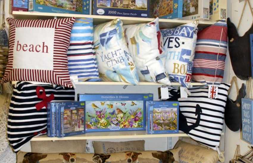 'Window on Wales' - a gem of a little shop for all kinds of holiday souvenirs