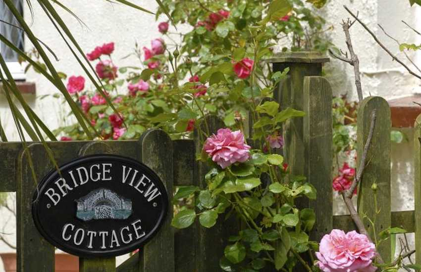Solva - pretty holiday cottage with gardens and pets welcome