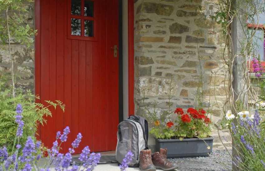 Rural retreat Pembrokeshire