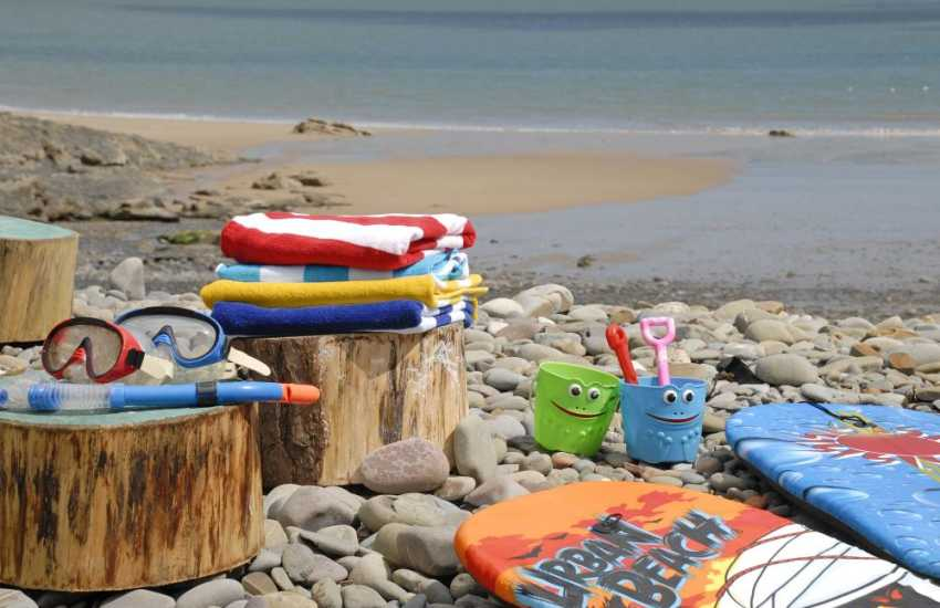 Perfect for holidays by the beach in Pembrokeshire