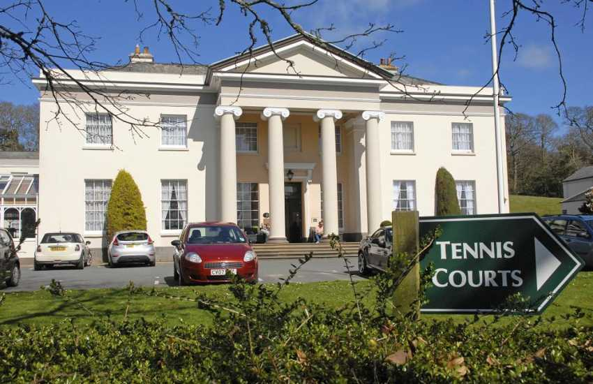 Lamphey Court Hotel & Spa - treat yourselves to a choice of revitalising treatments at this luxury venue