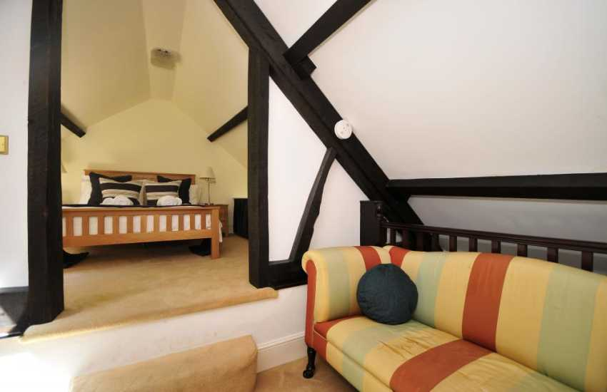Abergavenny holiday cottage - bedroom