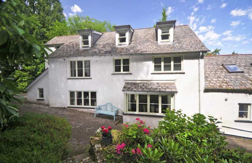 Abergavenny holiday cottage - exterior