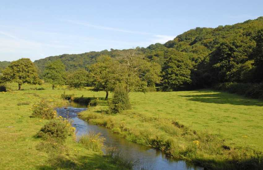 The mysterious Gwaun Valley is a wonderful location for long walks - perfect for lovers of wildlife, peace and tranquillity
