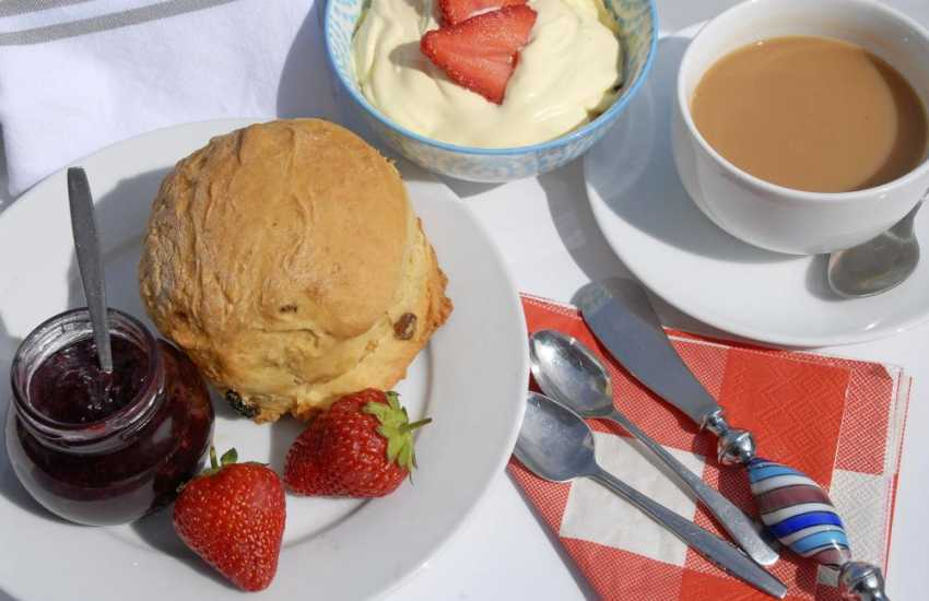The coastal village of Newport has two beautiful beaches, an antique centre, restaurants and pubs - try Fronlas Cafe for afternoon tea