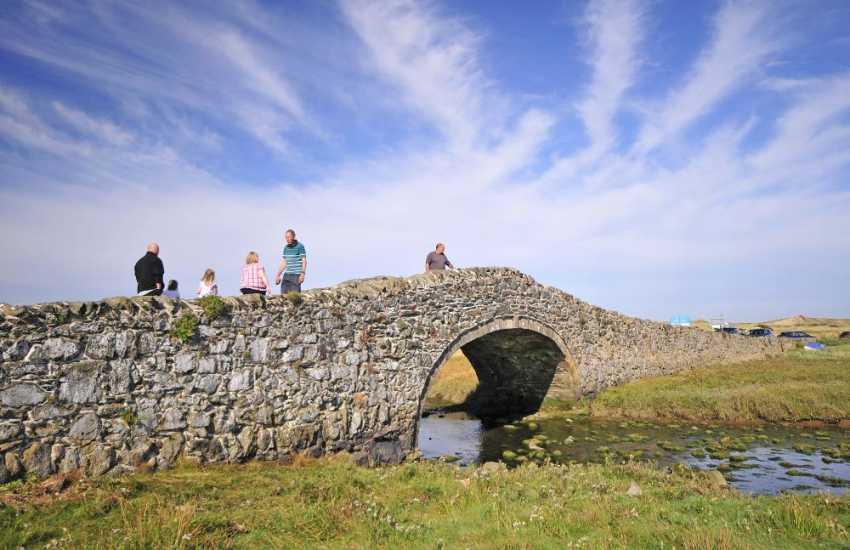 Aberffraw bridge, a troll free zone!