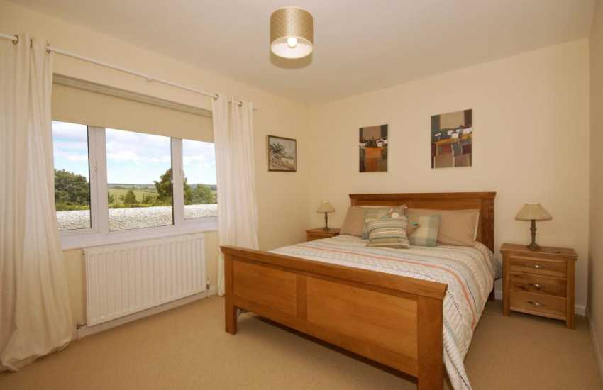 Holiday home in Newport, Pembrokeshire sleeping 8 - ground floor double