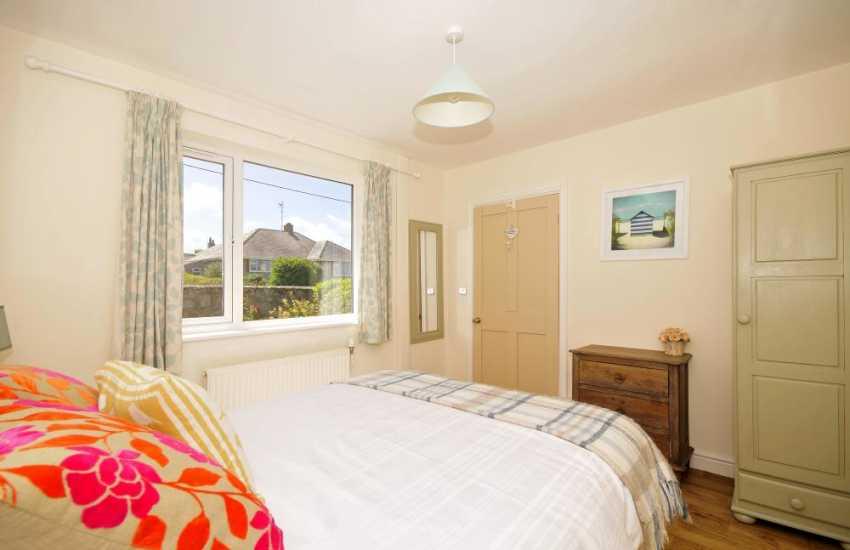 Self catering cottage Morfa Nefyn - bedroom