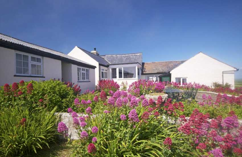 North Wales coastal cottage Uwchmynydd - Exterior
