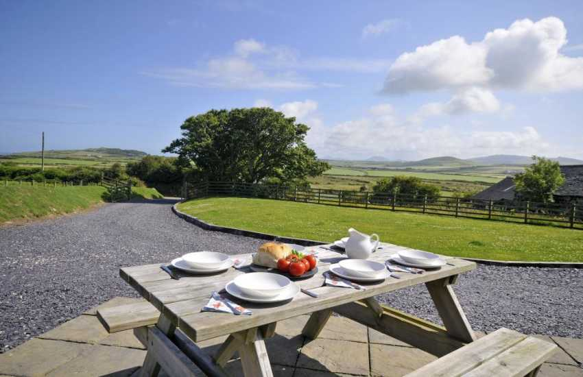 Luxury holiday cottage - Lleyn Peninsula