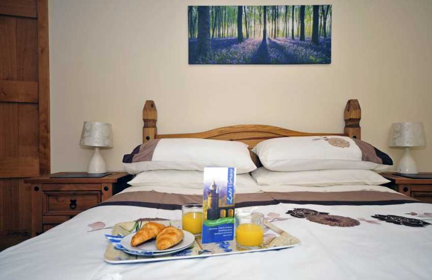 Wales holiday cottage sleeps 4 near Newtown