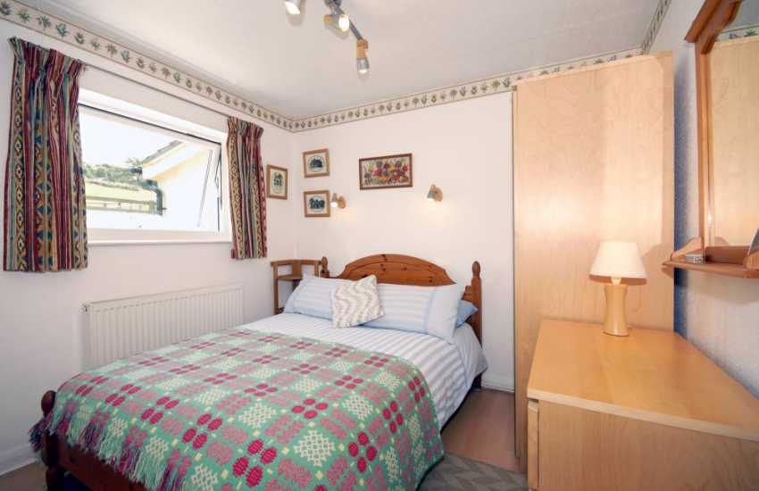North Pembrokeshire holiday cottage - double