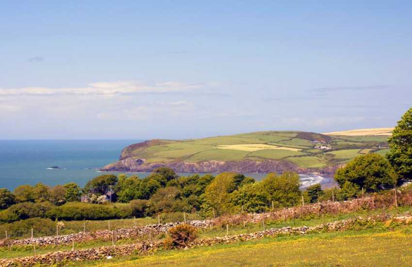 Holiday cottage Garn Isaf North Pembrokeshire