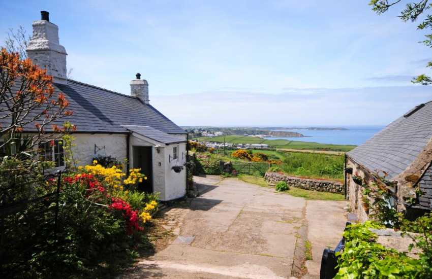 Holiday cottage Nefyn - exterior
