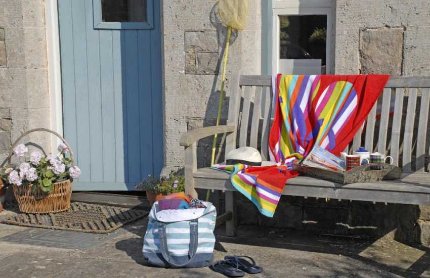 Holiday cottage near Dunraven Beach, Wales