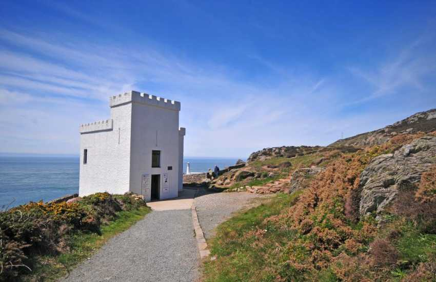 Ellin's Tower (RSPB) South Stack, Anglesey