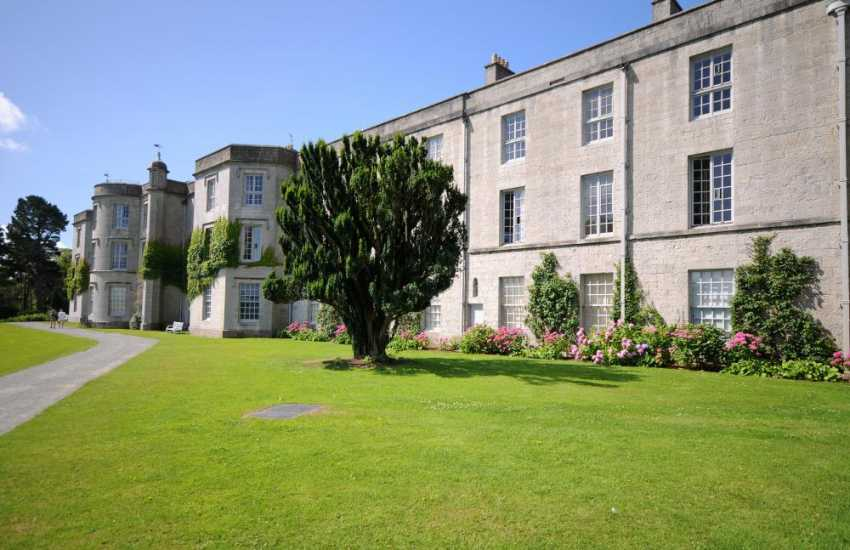 Explore Plas Newydd House and Gardens (NT)