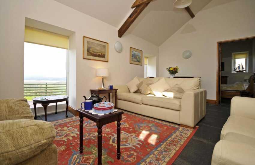 Amazing cottage snowdonia - lounge