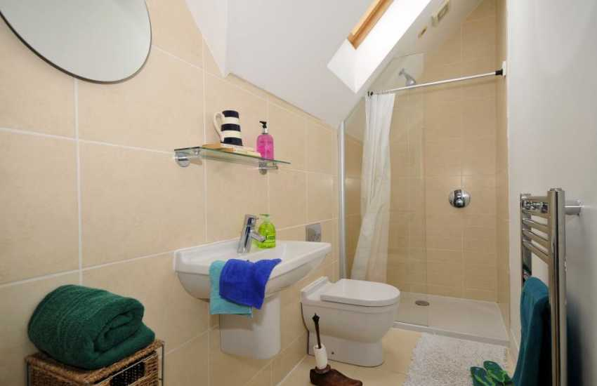 Angelsey holiday house - en suite