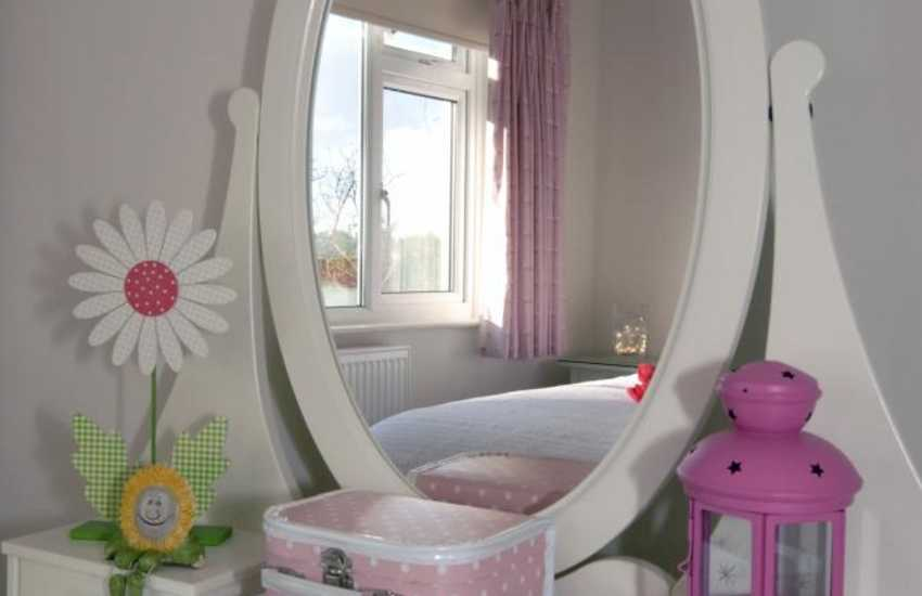 Family holiday cottage in Little Haven