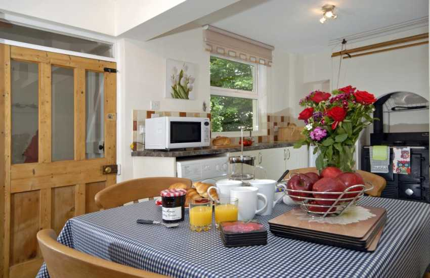 Pembrokeshire self catering cottage in a tranquil location