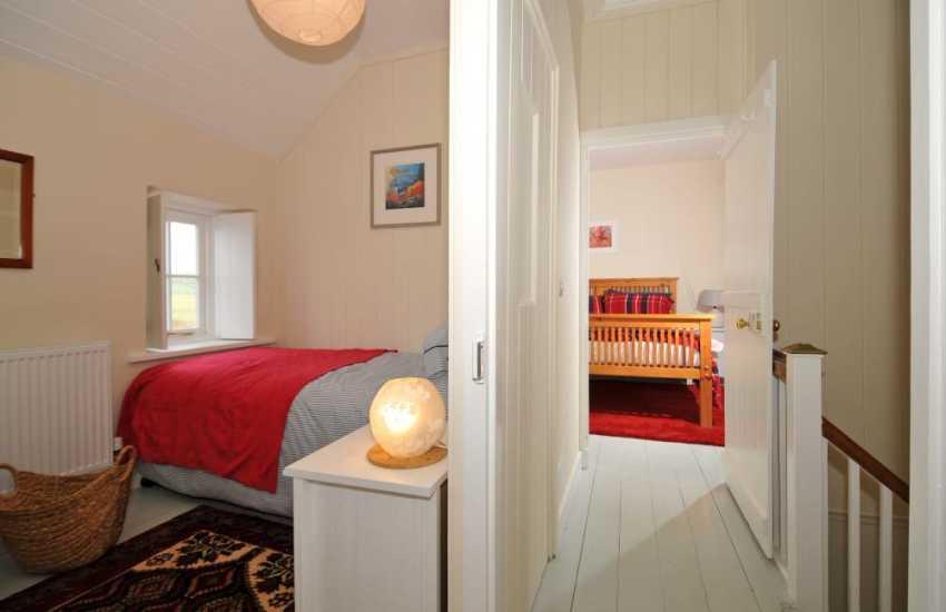 Pembrokeshire holiday cottage - landing