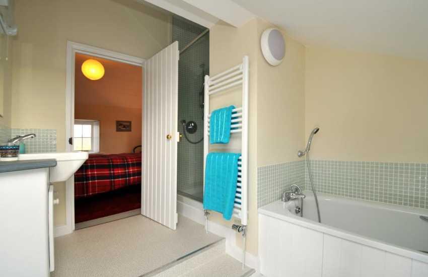 Holiday cottage St Davids Wales - bedroom