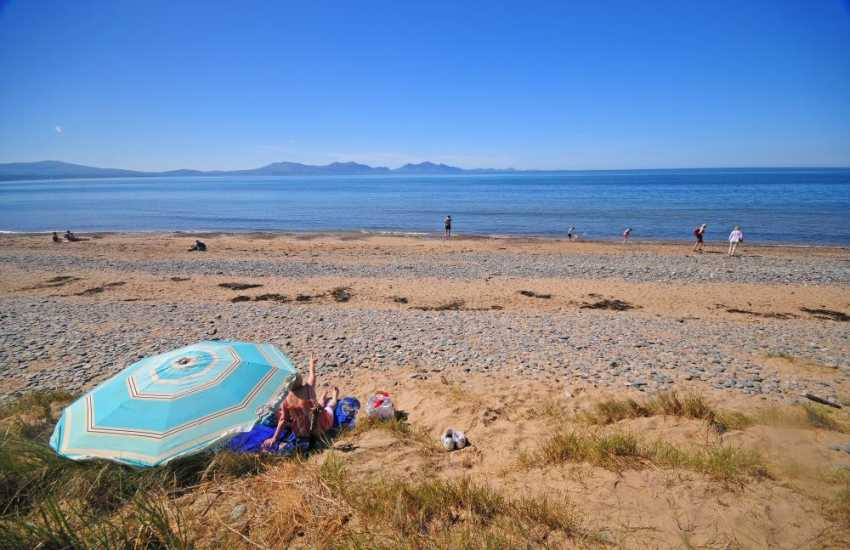 Wonderful Newborough beach Anglesey