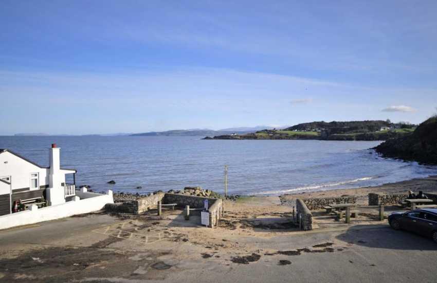 Traeth Bychan a small quiet beach