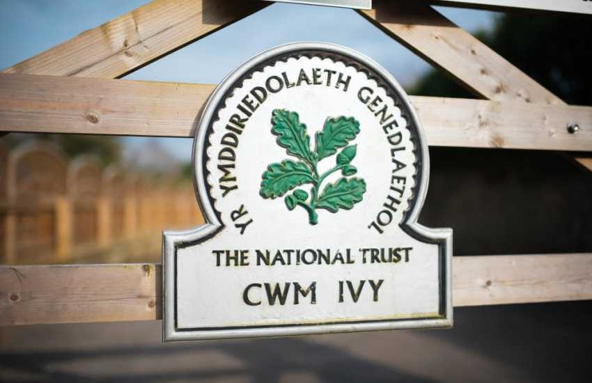 Start at Cwm Ivy (National Trust) car park and enjoy a delightful three hour walk.