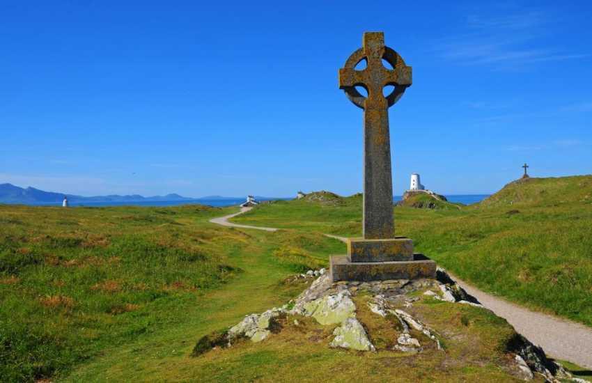 Glorious Llanddwyn Island nature reserve Anglesey